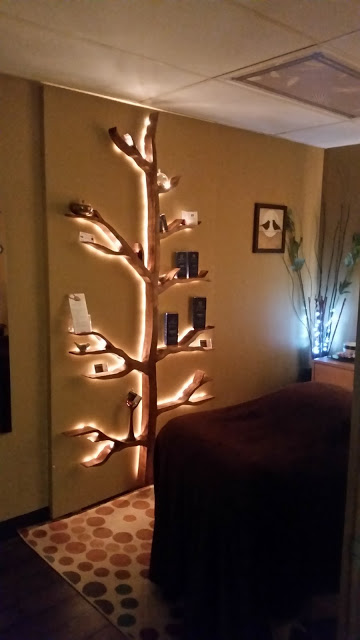 Custom projects wooddreaming custom made lighted wall tree bring the beauty of the forest indoors can be used to display or show off family pictures or art work aloadofball Gallery